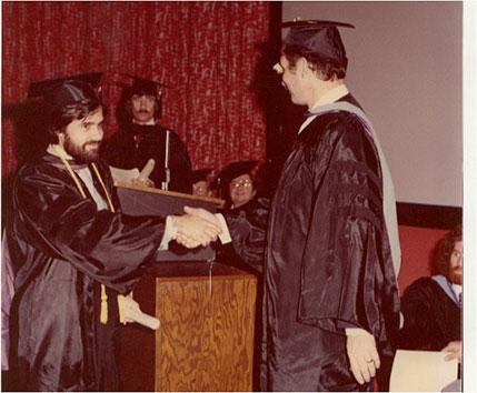 1977 Graduation