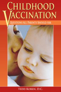 childhood vaccination book