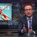 John Oliver's rant on vaccines