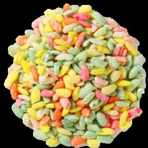 bowl of processed food