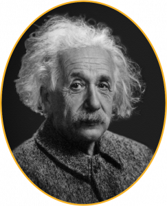 Einstein had his healing secrets