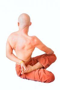 subluxations in yoga posture