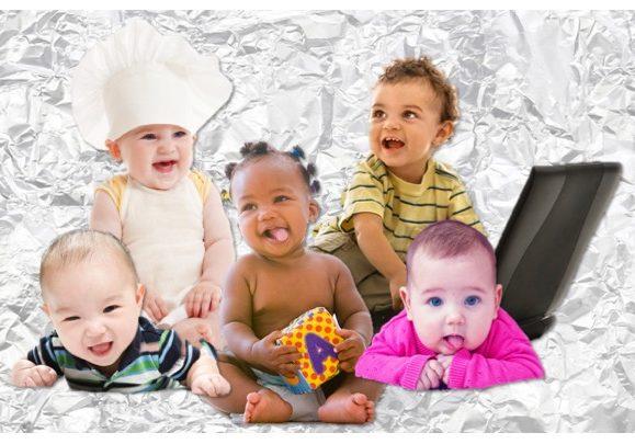 healthy babies no crib death